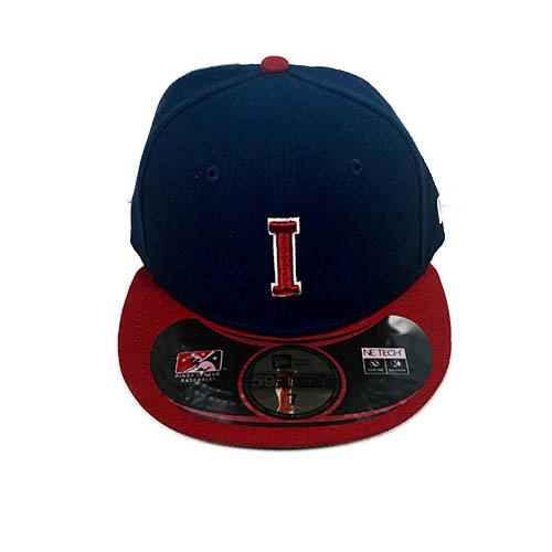 "Iowa Cubs Official Alternate Logo Cap, ""I"""