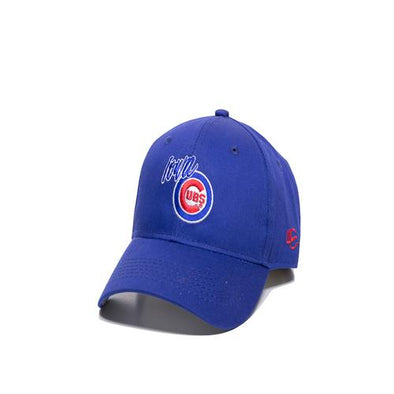 Iowa Cubs Infielder Structured Adjustable Cap, Royal