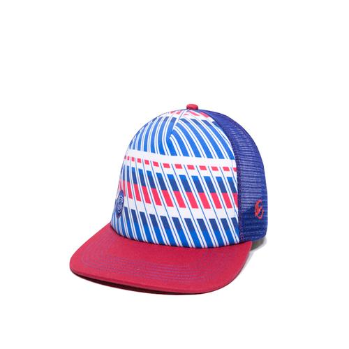 Youth Iowa Cubs Rad Cap, Royal & Red