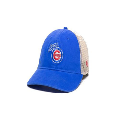 Iowa Cubs Slider Low Profile Fitted Cap