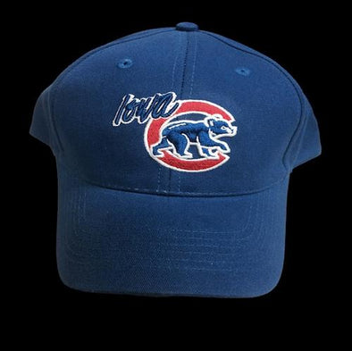 Iowa Cubs Replica Batting Practice Twill  Cap