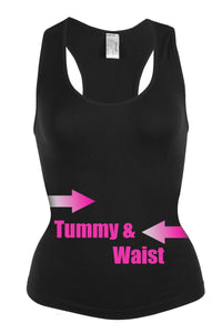 Ladies tummy & waist control