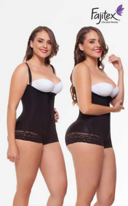 31770 STRAPLESS HIPSTER GIRDLES WITH CENTER HOOKS HIGH COMPRESSION