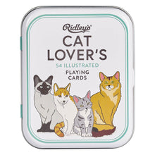 Load image into Gallery viewer, Cat Lover's Playing Cards