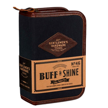Load image into Gallery viewer, Gentlemen's Hardware: Buff & Shine Shoe Polish Kit