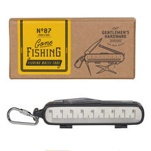 Load image into Gallery viewer, Gentlemen's Hardware: Gone Fishing Multi-Tool