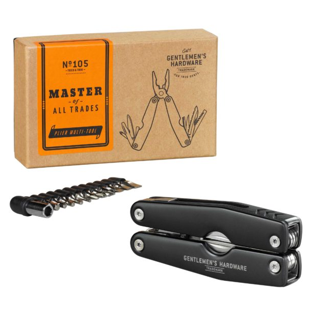 Gentlemen's Hardware: Master Of All Trades Multi-Tool