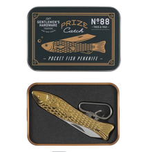 Load image into Gallery viewer, Gentlemen's Hardware: Prize Catch Pen Knife