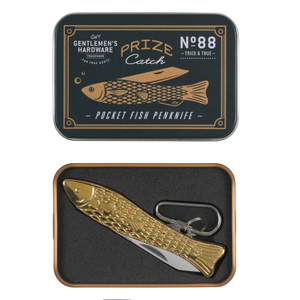 Gentlemen's Hardware: Prize Catch Pen Knife