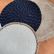 Load image into Gallery viewer, Jute Braided Placemats