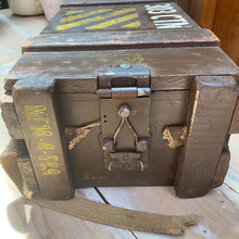 Load image into Gallery viewer, WW2 Ammunition crate MK7 303 Ball