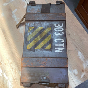 WW2 Ammunition crate MK7 303 Ball
