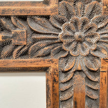 Load image into Gallery viewer, Carved Wood Wall Cross