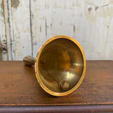 Load image into Gallery viewer, Vintage Brass Bell Ringer