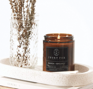 Ivory Fox Candles and Room Sprays