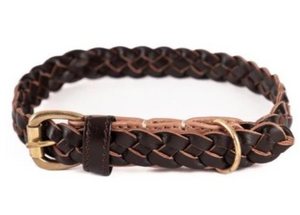 Windsor Pet Collar (Braided)