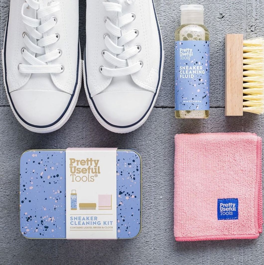 Pretty Useful Sneaker Cleaning Kit