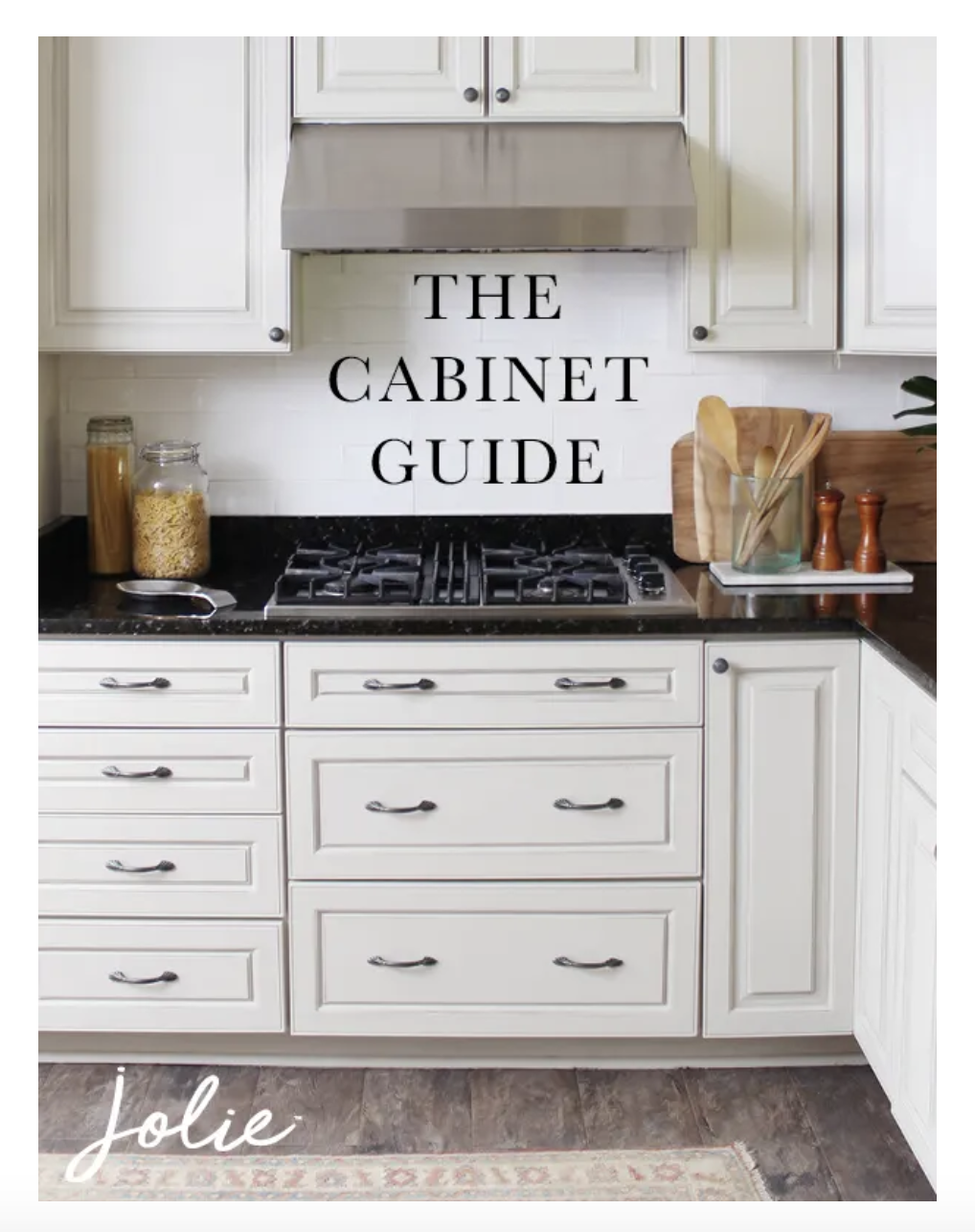 Jolie Cabinet Guide