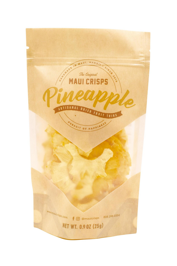 PINEAPPLE CRISPS .9 OZ