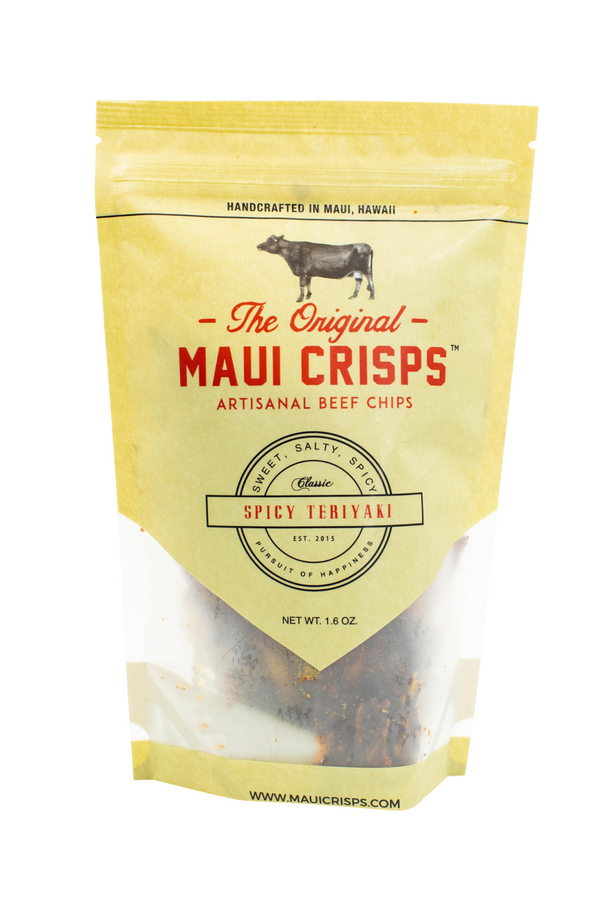 Spicy Teriyaki Maui Crisps | 1.6 oz
