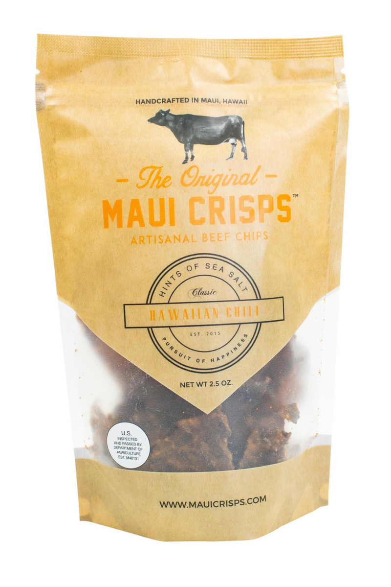 Hawaiian Chili Maui Crisps | 2.5 oz