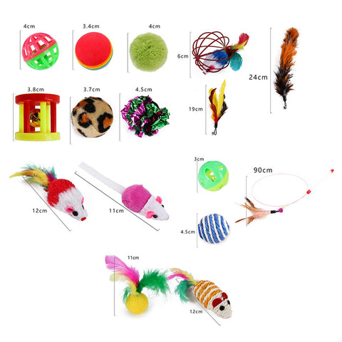 26Pcs/Set Fun Kit