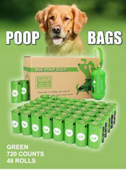 Earth-Friendly Poop Bags