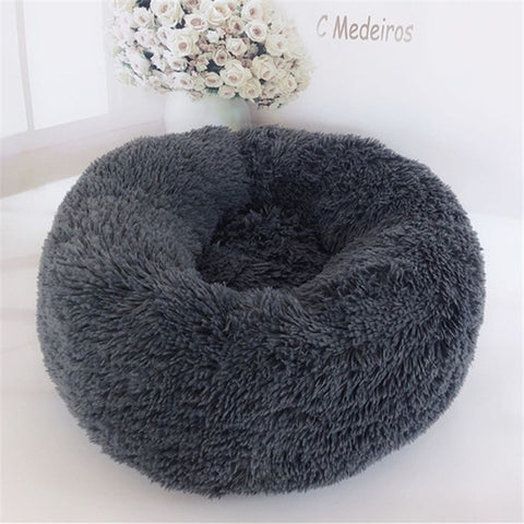 Faux Donut Bed