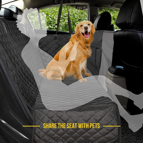 Waterproof BackSeat Cover