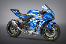 Load image into Gallery viewer, Yoshimura GSX-R1000 17-20 Race ALPHA T Titanium Full Exhaust, w/ Titanium Muffler