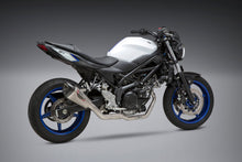 Load image into Gallery viewer, Yoshimura SV650 2017-19 / SV650X 2019 RACE ALPHA T FS SS-SS-CF WORKS FINISH