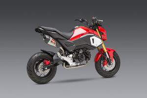Yoshimura Full system exhaust for GROM 14-20 RS9T FS TITANIUM