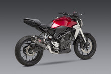 Load image into Gallery viewer, Yoshimura CB300R 2019-20 Race R-77 Full System SS-CF-CF Works Finish