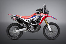 Load image into Gallery viewer, Yoshimura exhaust CRF250L / Rally 2017-18 Race RS-4 FS SS-SS-CF 123400D520