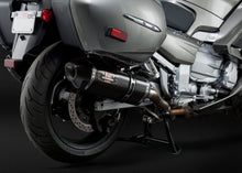Load image into Gallery viewer, Yoshimura FJR1300A 2013-19 Signature R-77 Slip-On Dual SS-CF-CF