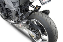 Load image into Gallery viewer, Yoshimura Z1000 2010-16 Street R-77 Slip-On Dual SS-CF-CF