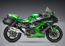 Load image into Gallery viewer, Yoshimura KAWASAKI NINJA H2 SX 2018 Street ALPHA SO SS-SS-CF Works Finish