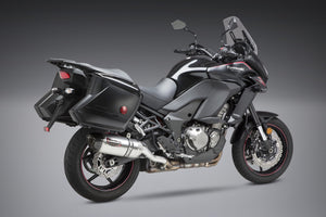 Yoshimura exhaust VERSYS 1000 2015-18 Street ALPHA SO SS-SS-CF Works Finish