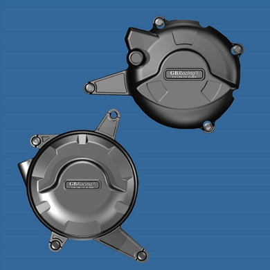 GB Racing DUCATI 899 PANIGALE ENGINE CLUTCH ALTERNATOR COVER SET