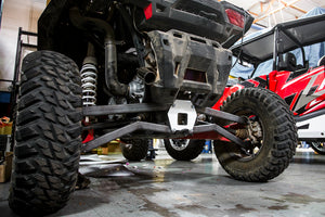 Agency Power Unbreakable High Clearance Rear Arms Black RZR 1000 | RS1 | XP Turbo | RS1 | RS1