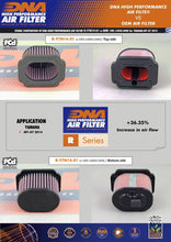 Load image into Gallery viewer, DNA air Filter  FZ-07/MT-07 14-19  and XSR700 16-19