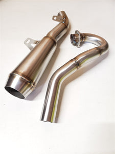Empire Industries In frame Drag Pipe for 17-20 Honda CRF 450 R