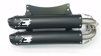Empire Polaris RZR XP 1000 Slip On Exhaust