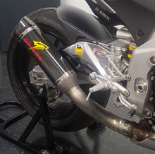 Load image into Gallery viewer, Graves exhaust Aprilia RSV4 RF / RR 2016 Cat Eliminator Exhaust EXA-16RSV4-CETC