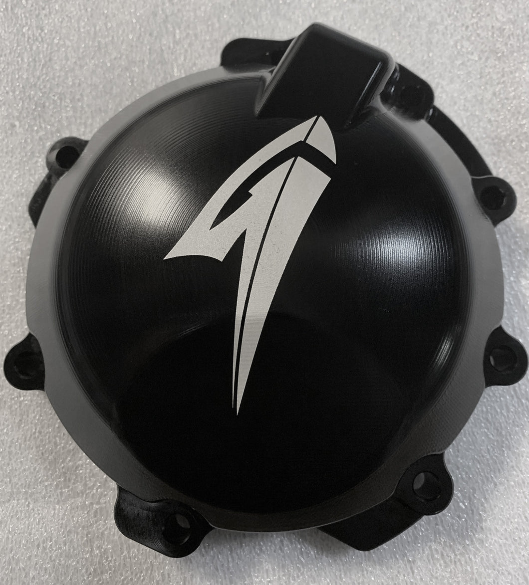 Graves Motorsports Kawasaki ZX-10R  16-19 Left Side Engine Case Cover