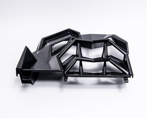 Agency Power Intercooler Race Duct Cover Maverick X3