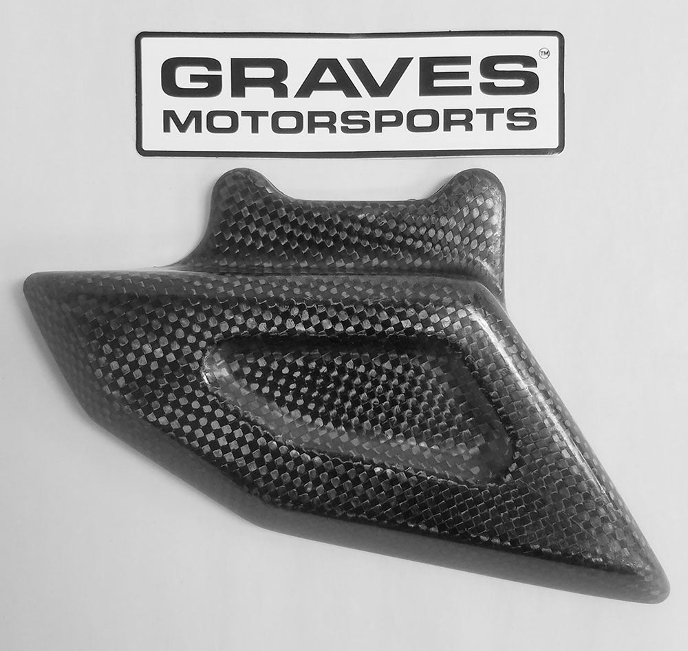 GRAVES WORKS R1 / ZX6-R Chain Guard