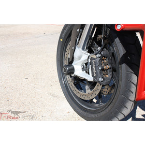 T-rex 15 - 2017  S1000XR Front r Axle Sliders