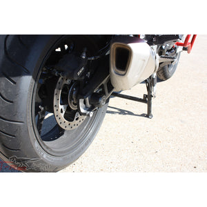 T-rex 15 - 2017  S1000XR Rear Axle Sliders