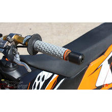 Load image into Gallery viewer, T-rex  No Cut Frame Axle Sliders Case Covers Bar Ends 1290 Superduke/R 14-20